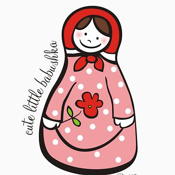 Cute Little Babushka 2 by Boof