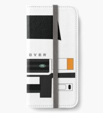 Land Rover Discovery Series 1 iPhone Wallet/Case/Skin