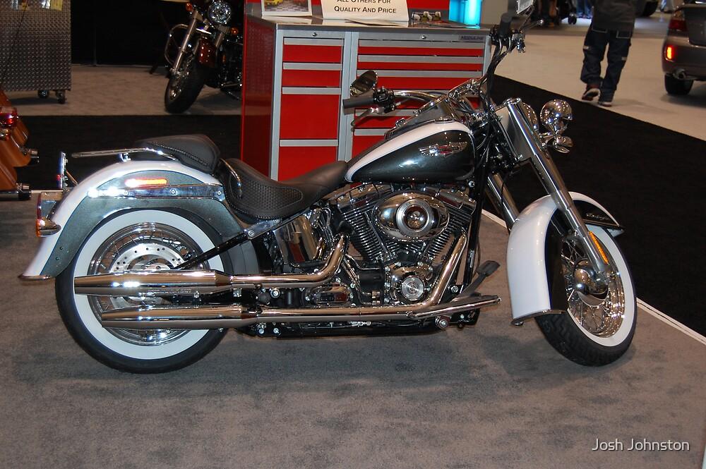 Big Bad Harley by Josh Johnston