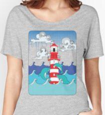 Ocean View Women's Relaxed Fit T-Shirt