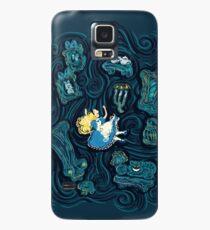 Alices Fall Hülle & Klebefolie für Samsung Galaxy