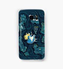 Alice's Fall Samsung Galaxy Case/Skin