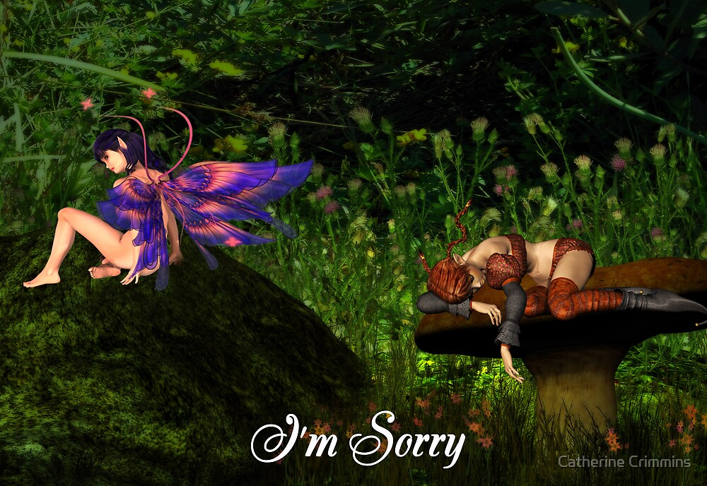 I'm Sorry by Catherine Crimmins