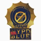 NYPD BIG BLUE small by BDawg