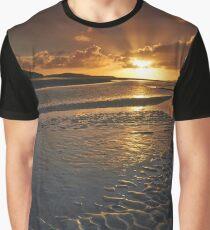 Golden Light Graphic T-Shirt