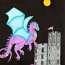 Heather's Dragon by Judy Newcomb