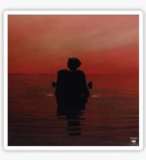 """Harry Styles - """" SIGN.OF.THE.TIMES """" Cover Sticker"""