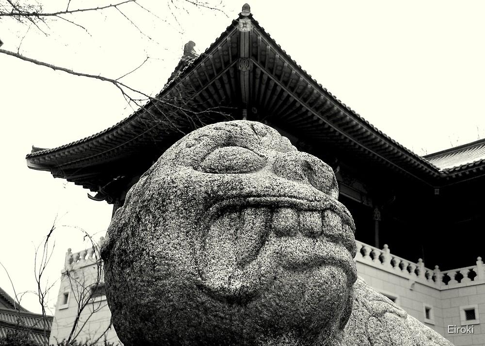 Temple by Eiroki