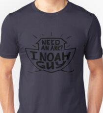 Need and Ark I Noah Guy Funny Christian Humor Unisex T-Shirt