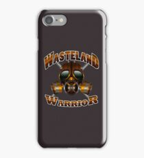 Wasteland Warrior iPhone Case/Skin