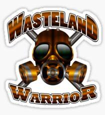Wasteland Warrior Sticker