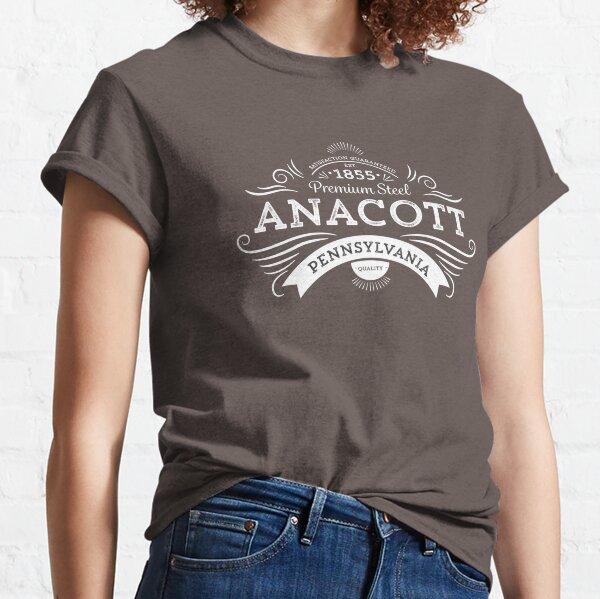 Anacott Steel Logo Classic T-Shirt