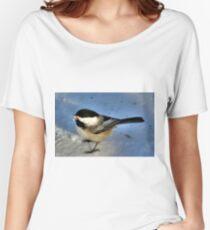 Chick-a-dee-dee-dee Women's Relaxed Fit T-Shirt