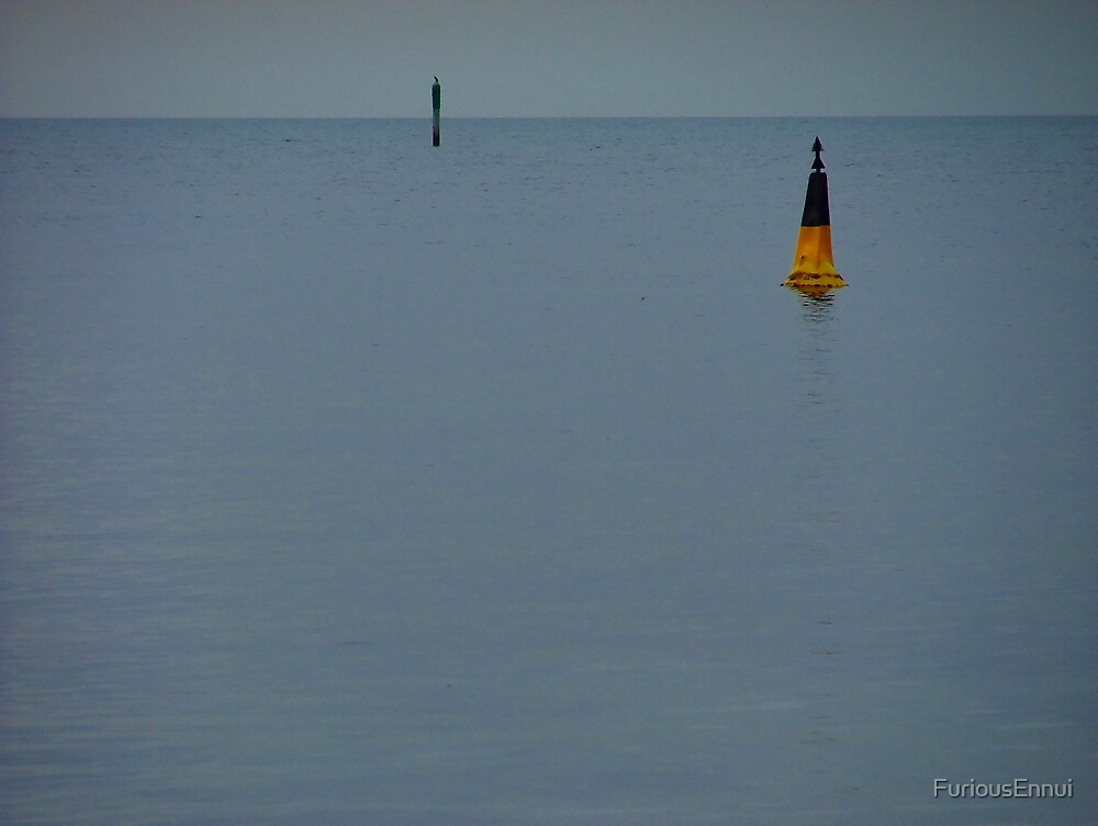 2 buoys by FuriousEnnui
