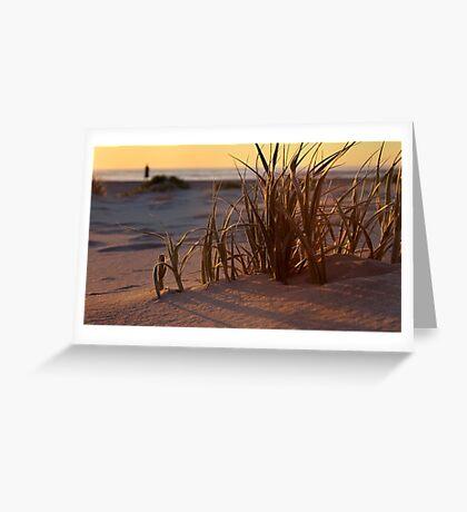 Coastal roaming Greeting Card