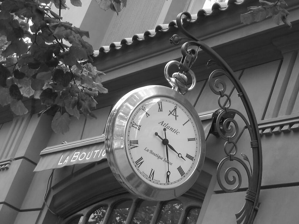 Quaint shop front near Old Town centre, Prague by Katie76