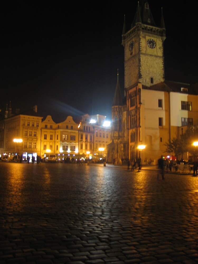 Old Town Square, Prague by Katie76