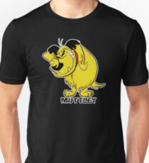 Muttley Funny T-Shirts Wacky Races Cartoon Ant Hill Mob Hanna Barbera T-Shirt