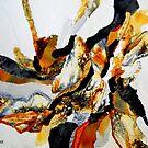 Silver Stonescape by Dana Roper