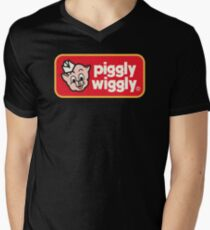 Piggly Wiggly T-Shirt Retro 70's 80's Vintage Country T-Shirt