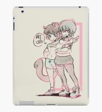 Fat Cats Enthusiasts iPad Case/Skin