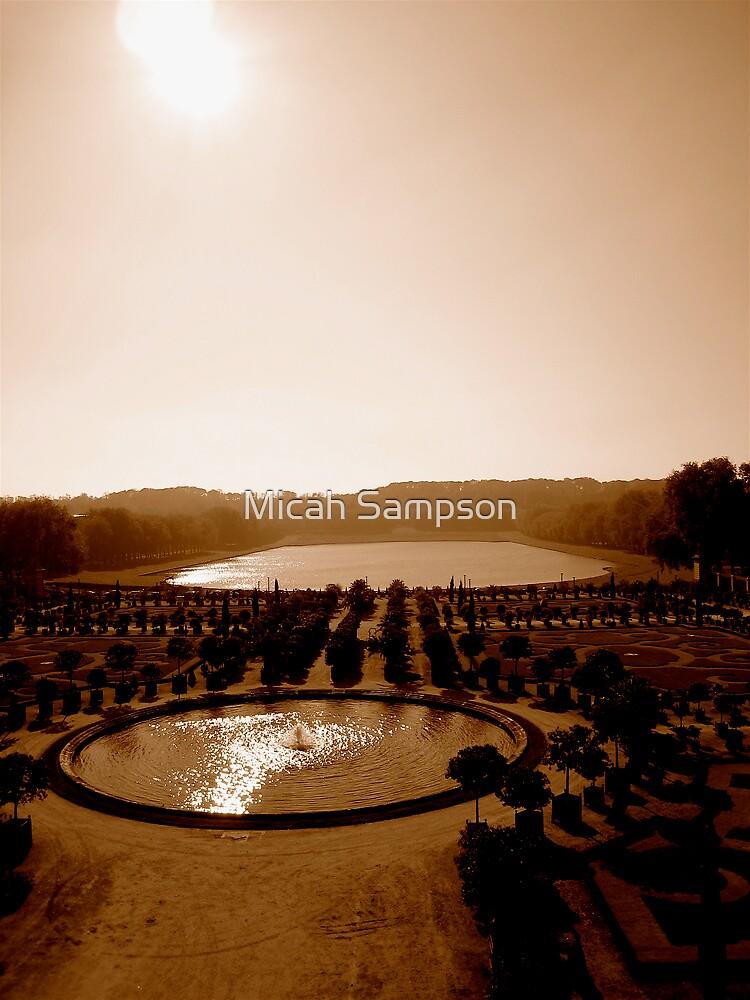 Château de Versailles by Micah Sampson