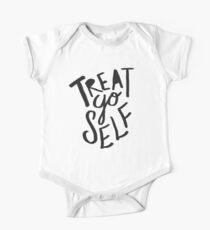 Treat Yo Self: Holiday Edition One Piece - Short Sleeve