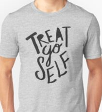 Treat Yo Self: Holiday Edition T-Shirt