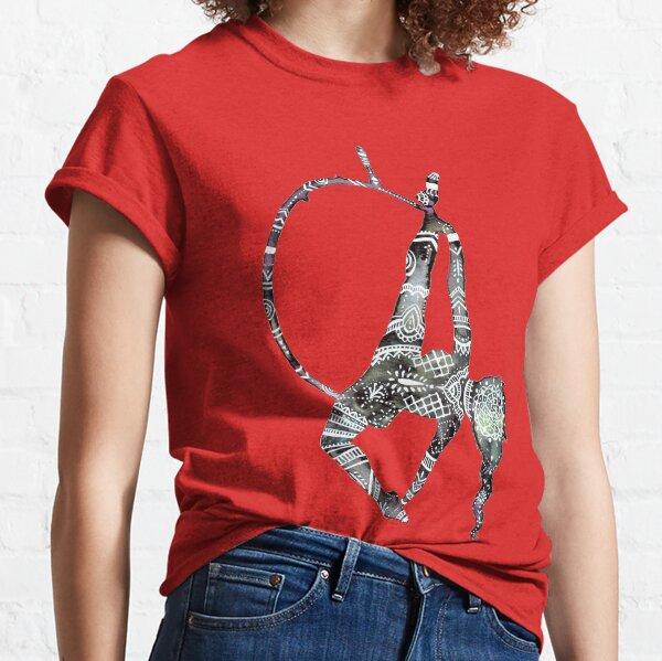 Tribal henna aerial hoop Classic T-Shirt