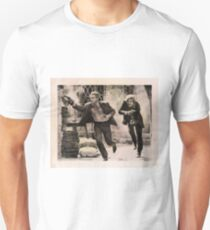 Butch Cassidy and the Sundance Kid, Classic Movie Unisex T-Shirt