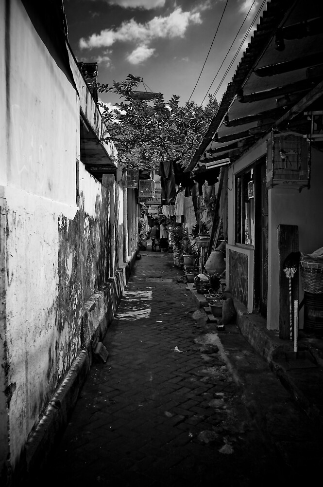 The Alley by fero