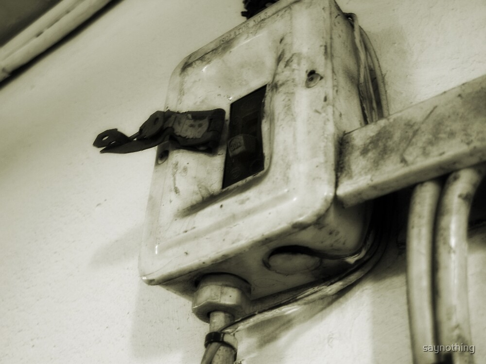 Light Switch by saynothing