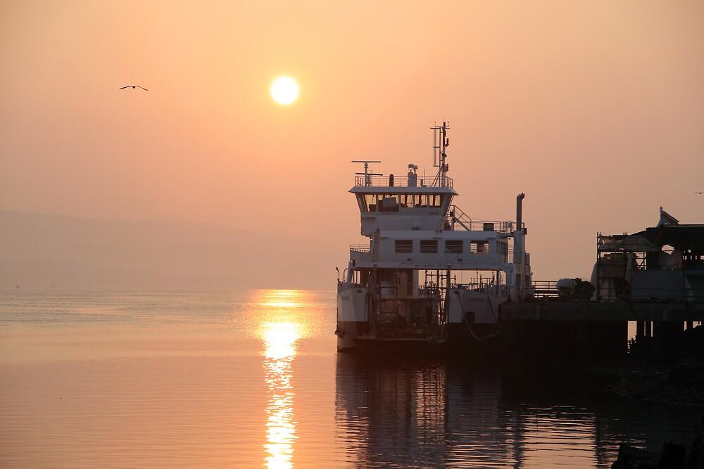 Last Ferry by Ian Johnston