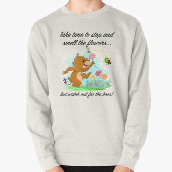 Birds 'N Bees Pullover Sweatshirt