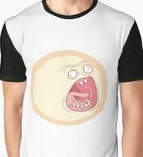 Screaming Sun // Rick & Morty Graphic T-Shirt