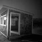Sea Lion Observation Hut   Montauk Point, New York by © Sophie W. Smith