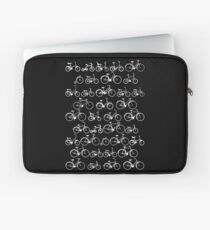 Bicycle Passion Laptop Sleeve