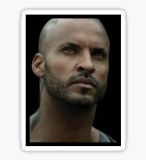 Lincoln (Ricky Whittle) Sticker
