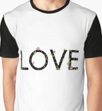 Blooming Love Graphic T-Shirt