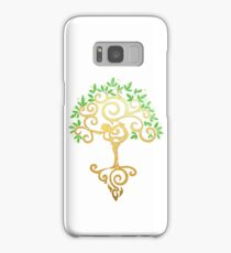 Yoga Tree Samsung Galaxy Case/Skin
