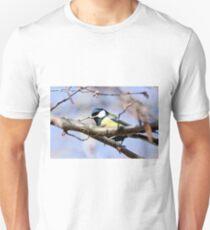 Great tit (Parus major) T-Shirt