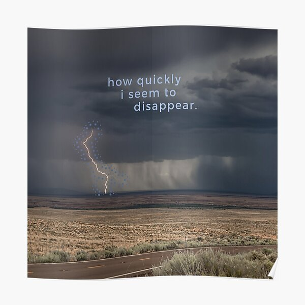 Disappear Poster