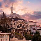 Istanbul/Old and New by Nancy Richard