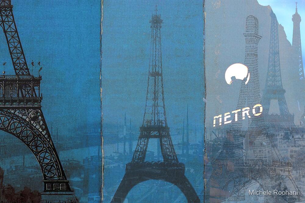 Paris Blues by Michele Roohani