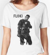 FLOKI VIKINGS Women's Relaxed Fit T-Shirt