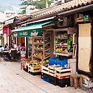 Sarajevo Market by Rae Tucker