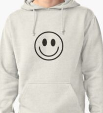 SMILEY FACE TOO Pullover Hoodie