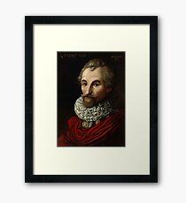 Gérard Thibault d'Anvers Framed Print