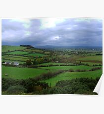 A View From Loughcrew Poster