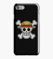 Ruffy's Jolly Roger iPhone Case/Skin